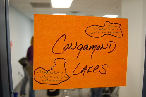 PCWM: Congamond Lakes