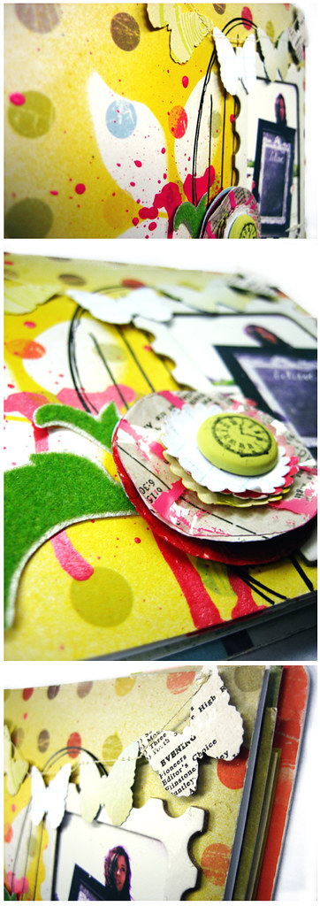 Creators' Circle Make N Take Feb 2010 Close-ups