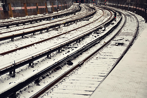 One in Five - Subway Snow (by RGP)