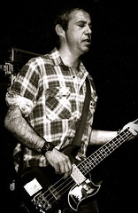mike watt + the secondmen - Mike