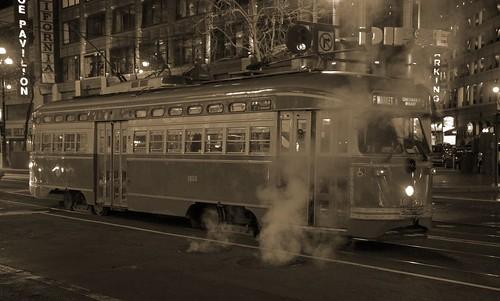 F Streetcar