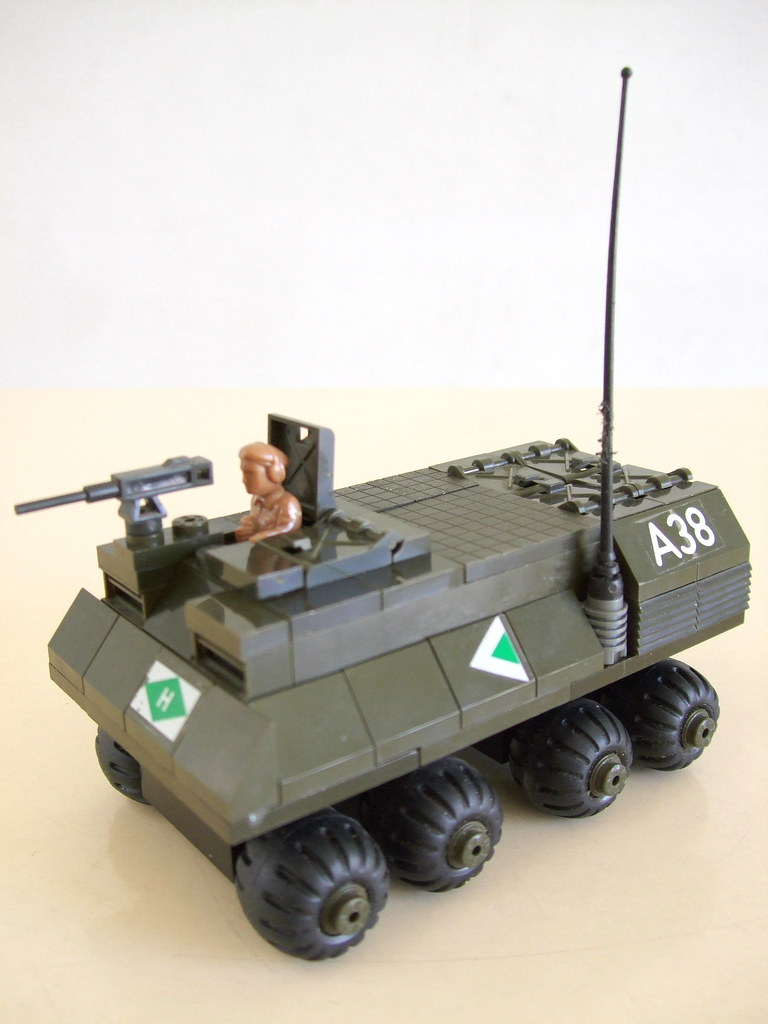 TRANSPORTE ANFIBIO - TENTE SCORPION (RMJ68) Tags vintage army toys lego military bricks & The Worldu0027s Best Photos of lego and rmj68 - Flickr Hive Mind