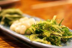 seaweed etc @ yuraku