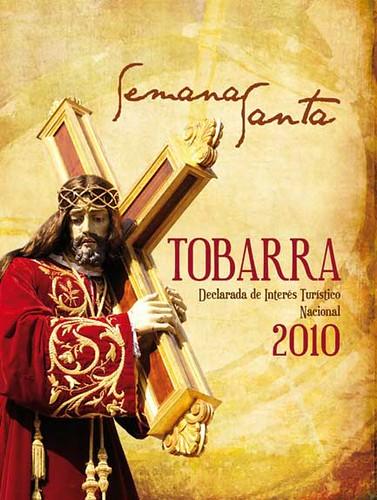 Libro de Semana Santa de Tobarra 2010