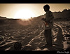 Simple Life ! (Bashar Shglila) Tags: city sunset game sahara festival child play desert libya ghat libyen líbia libië libiya liviya libija либия ливия լիբիա ลิเบีย lībija либија lìbǐyà libja líbya liibüa livýi λιβύη