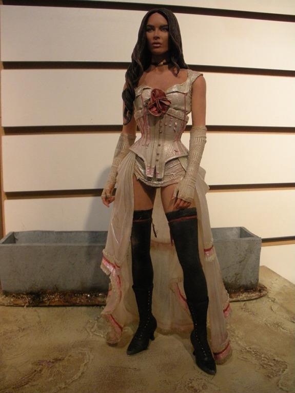 Megan Fox action figure