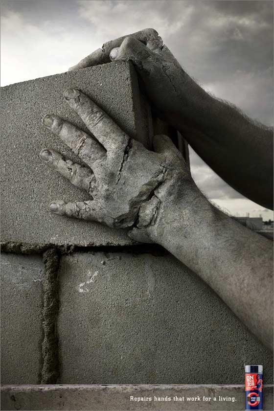 loción para manos de hombres