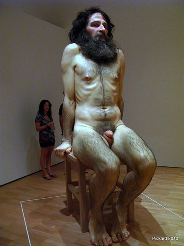 Mueck @ The NGV