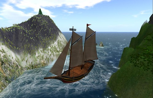 Circumnavigating Winterfell and Caledon