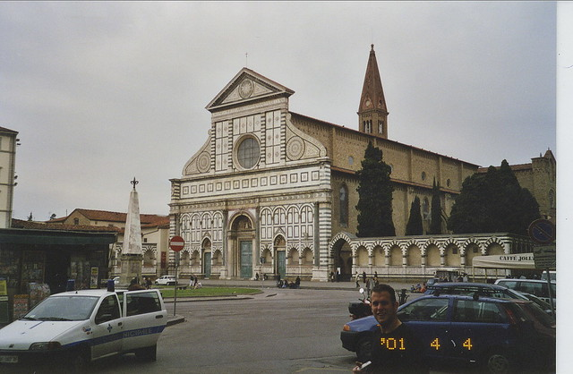 2001-04-04 Florence Italy town shots (1)