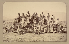 Group_of_Afridi_fighters_in_1878 (maverick bashoo) Tags: wallpapers pathan wazir afridi pakhtoon pushtoon