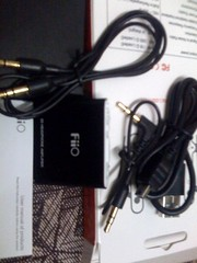 Fiio E5 amp is in the house