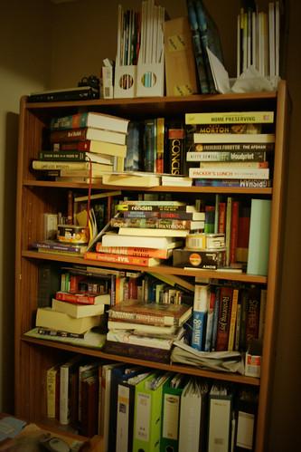 45 - Bookshelf