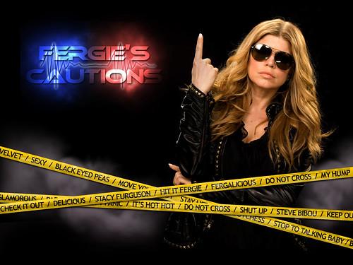 Fergie's cautions