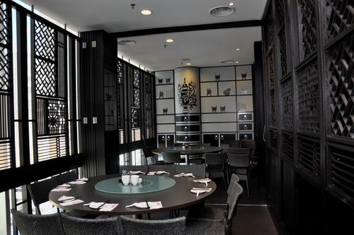 Din Tai Fung Pavilion Interior