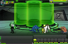 Ben10 Omniverse MMO Game Screenshot 05