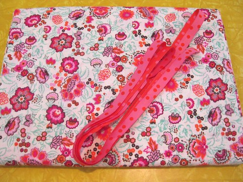 stashbustin' swap fabric