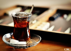 Turkish Tea and Tavla (danleyc) Tags: backgammon cy2 challengeyouwinner thepinnaclehof kanchenjungachallengewinner tphofweek51