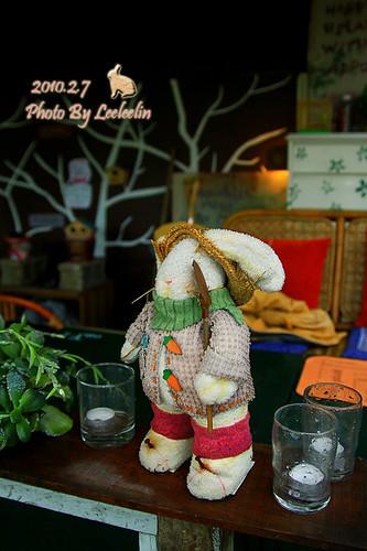 新北八里寵物親子餐廳 TO House兔子庭園餐廳~孩子歡樂天堂