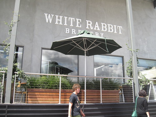 More photos from White Rabbit Brewery