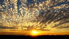 one more cloudy sunset! (amit.bobade) Tags: breathtaking breathtakinggoldaward breathtakinghalloffame