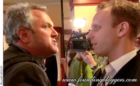 "Coming Tomorrow – Exclusive CPAC Video – ""Is Andrew Breitbart Breaking Down?"""