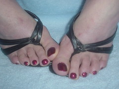 DSC07030 (PrittieToes) Tags: toes polished