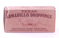 Armadillo Droppings Box