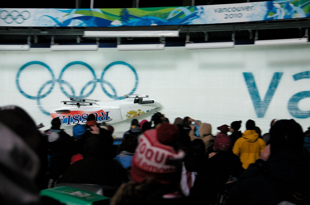 Upside Down Bobsleigh