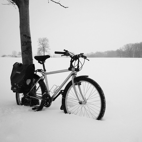The Winter Commuter