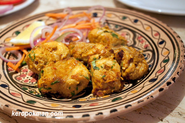 Punjabi Fish Masala
