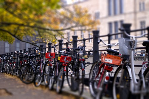 tilt shift Berlin