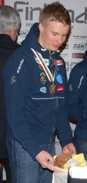 Pictures of Matti Heikkinen