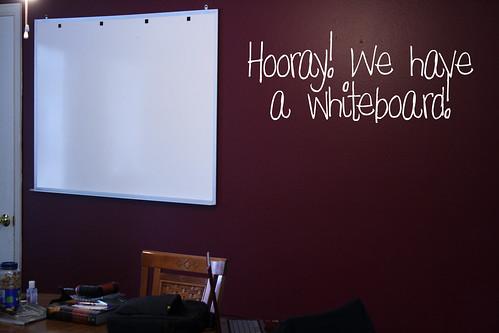 60-white board