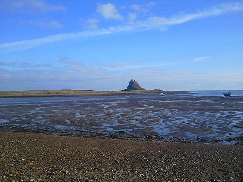 Holy Island of Lindisfarne, Northumberland, England: Photo and video tour