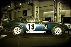 "1964/1965 Cobra ""Daytona Coupe"" CSX 2299"