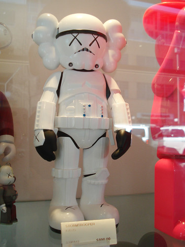 Kid Robot Storm Trooper