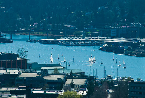 Portage Bay sailing class