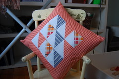 Pillow Talk Swap (Tiny House) Tags: pillow swap cushion katiejumprope