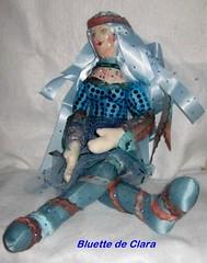 Bluette (clatina1fr) Tags: poupées
