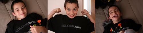 I am a colourlover.