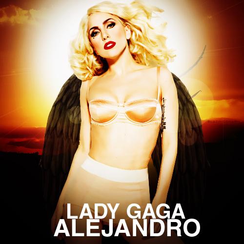 lady gaga fame monster alejandro. Lady GaGa - Alejandro