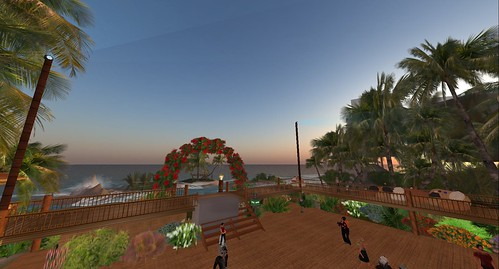 ka leo lani beach club in second life