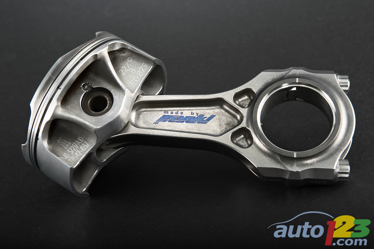F1 Piston Rod Assembly