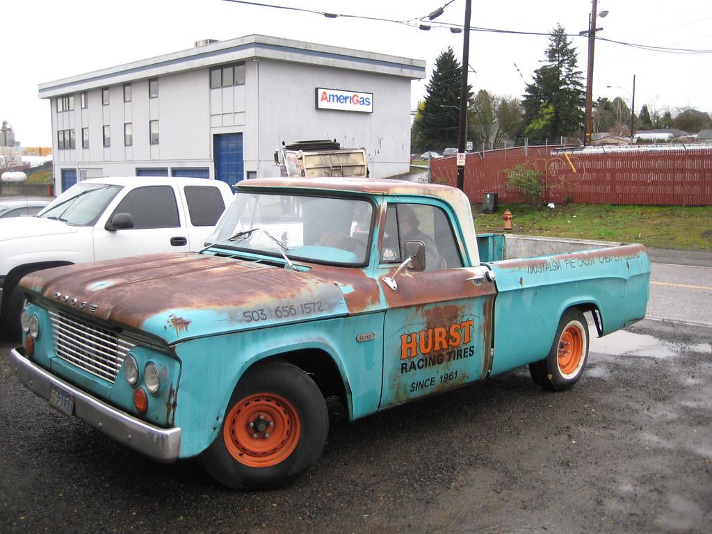 1961 Dodge D100