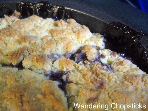 Blackberry Cobbler 2