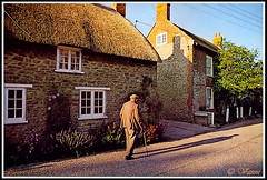 Quel che resta del giorno - The remains of the day (svizzero (Vanni)) Tags: sunset england 1982 dorset oldage vanni svizzero svizzerovanni