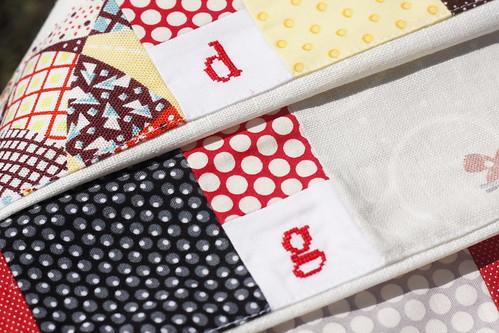 Cross Stitch Tea towels