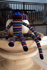 Sock Monkey: Freddie