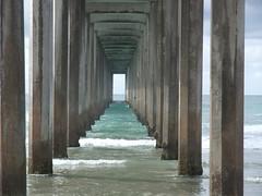 The Pier (norcal diver down) Tags: ocean pier sandiego lajolla scripps sio